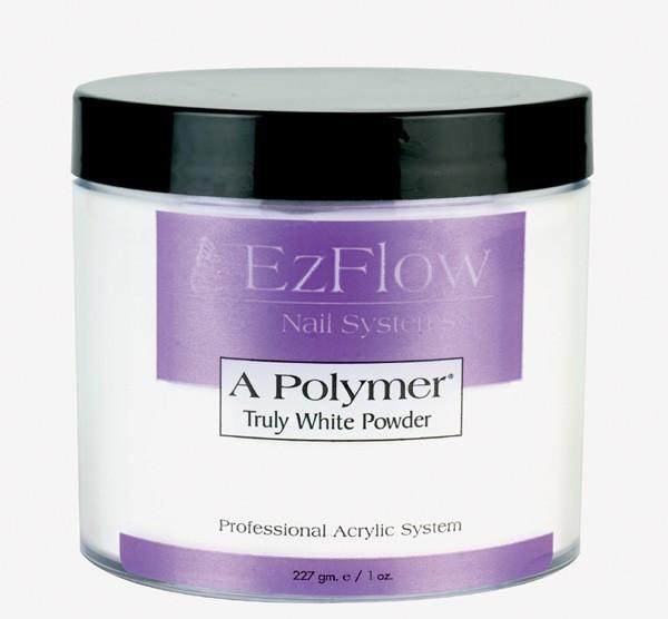 EZ-Flow-Acryl-Pulver Truly White