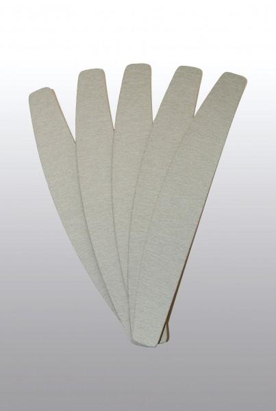 Einwegfeile, Halbmond Korn 180 (mittel), (10er Paket)