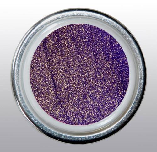 Glittergel Violet-Gold