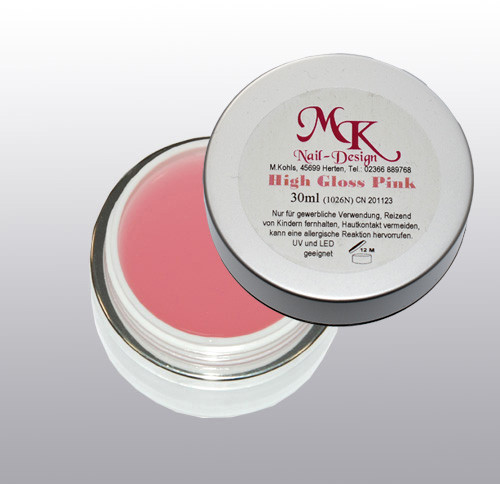High Gloss Pink
