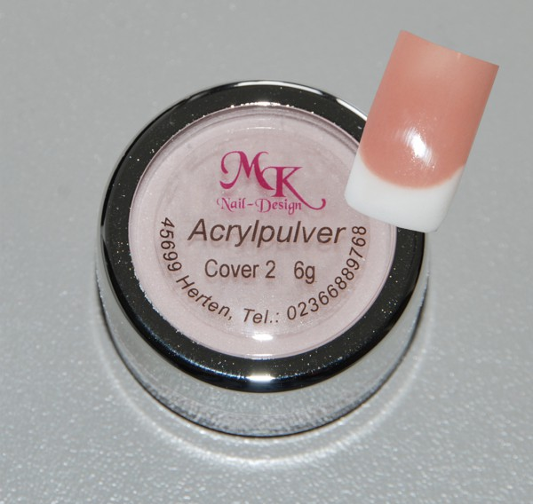 Cover Powder 2 (alter Name Dark Rose)