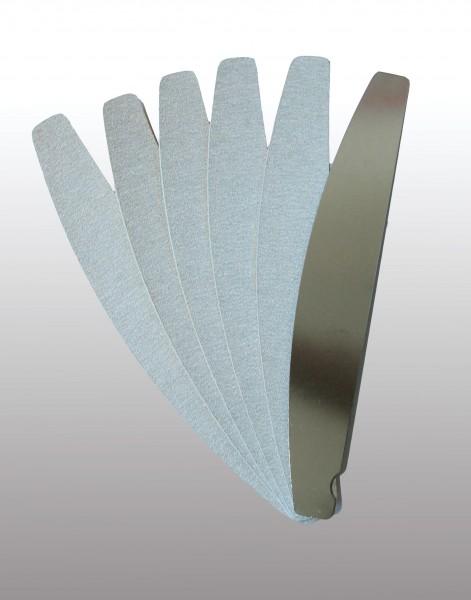 Feilflächen-Wechselsystem Für Metallboards, Korn 150(5x10er Paket)