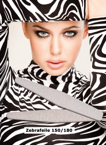 Zebra Profifeile Long-Live, Trapez, Körnung 150/180