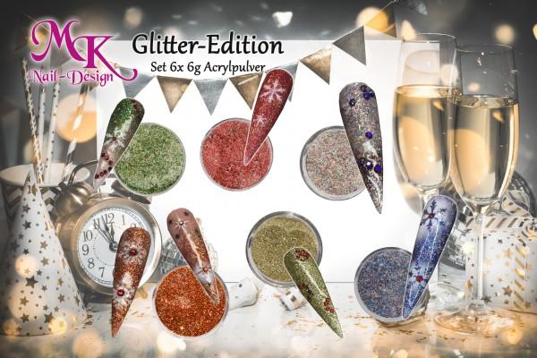 Glitter-Edition Set