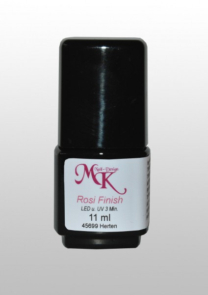 Rosi Finish 11ml ohne Dispersionsfilm